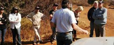 SAGMJ Off-Road Driver Training
