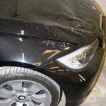 Fraudulent vehicle damages claims