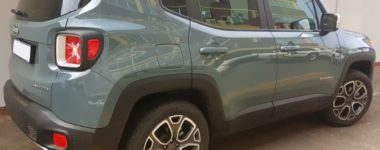 Jeep Renegade 1.4T 4×4 Auto